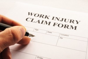 work-injury-claim-form